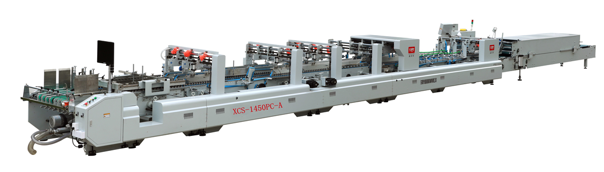 High-speed Automatic Multifunctional Folder Gluer